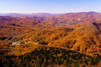 Planung des Appalachian Trails