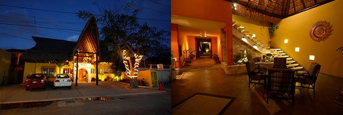 LunaSol Lobby Und Eingangsbereich