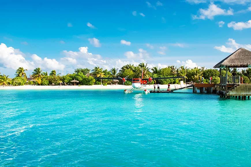 Diva Resort Malediven