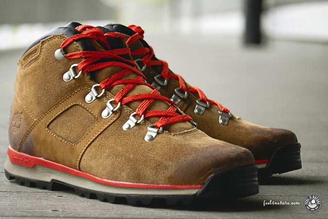 "Timberland ""Eartkeepers"" Scramble Mid"