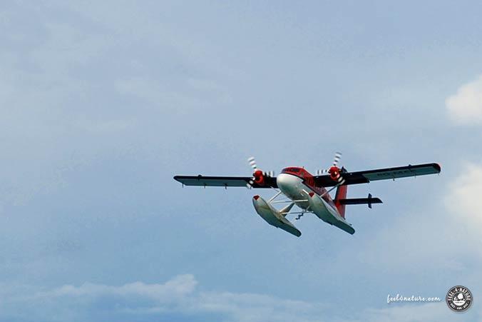 Airtaxi Malediven