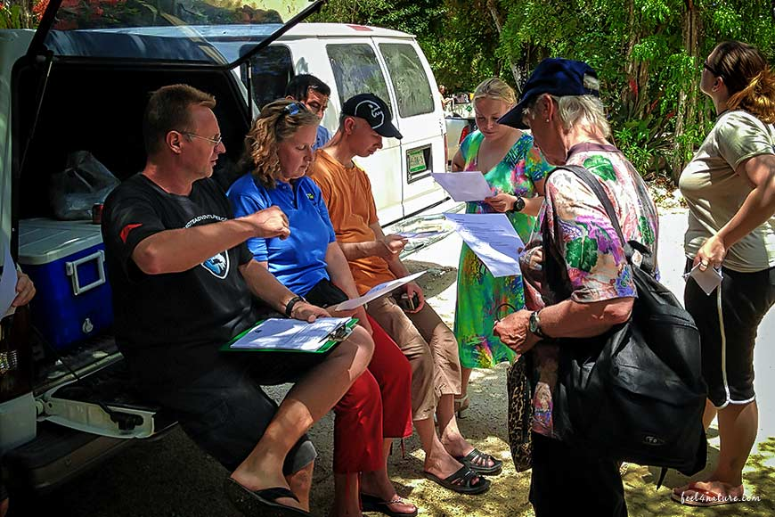 Cenote Adventures Briefing