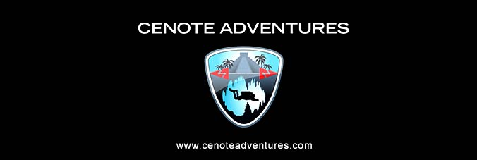 Logo Cenote Adventures