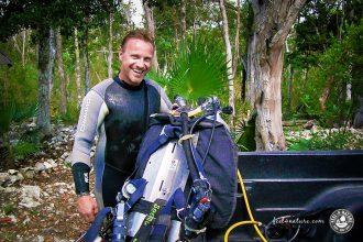 Stefan Ullrich - Cenote Adventures