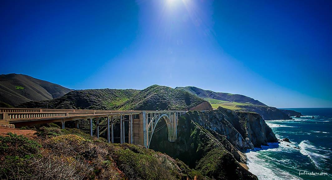 Bixby Brücke - Highway #1