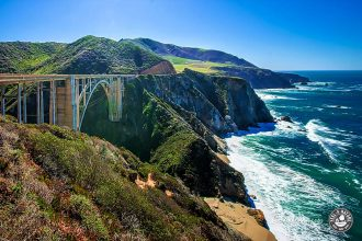 Bixby Bridge - Highway #1