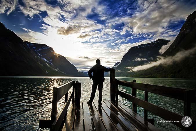 Lebenstraum Fjord
