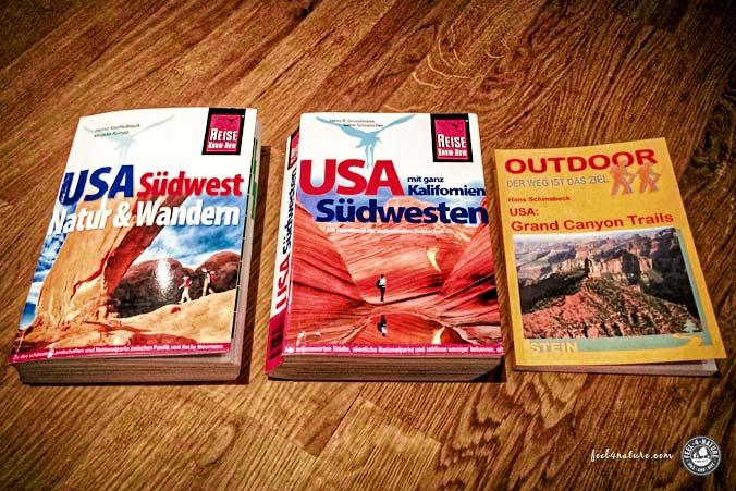 USA Reise- und Wanderführer