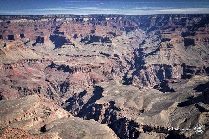 Grand Canyon Ausblick