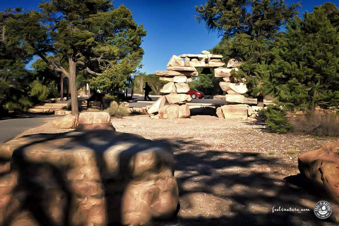 Hermits Rest - Grand Canyon