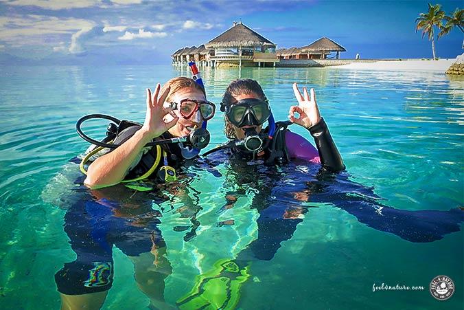 Tauchkurs Malediven