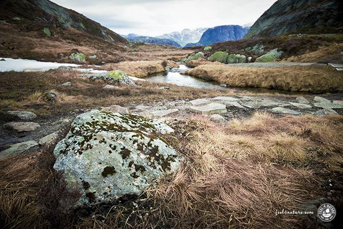 Weitwandern Norwegen