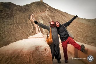 Zwei auf Weltwegen - Elma & Elmi