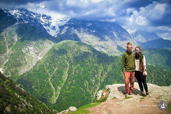 Zwei auf Weltwegen - Dharamsala, Indien