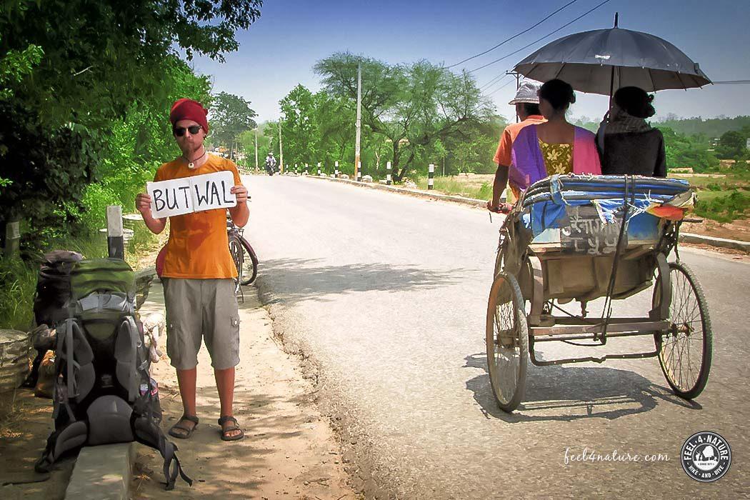 Zwei auf Weltwegen - Nepal
