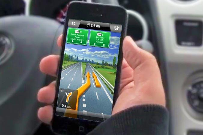 Roadtrip - Navigon USA