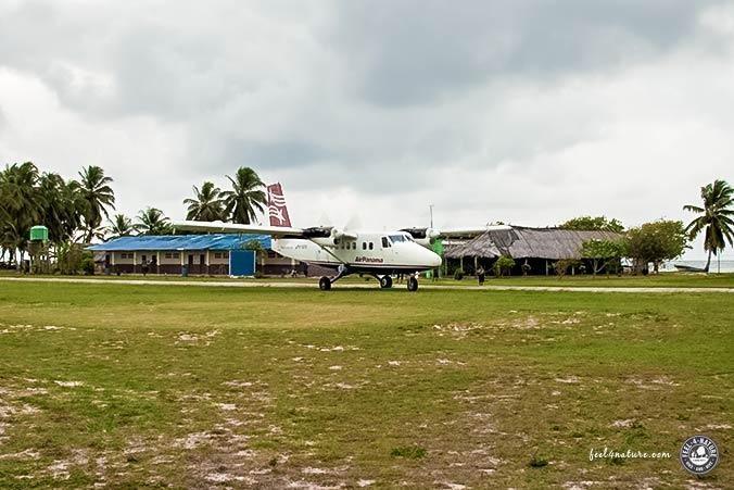 Flughafen San Blas Inseln