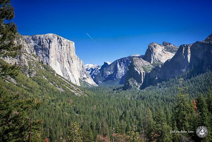 Nationalparks Südwesten - Yosemite
