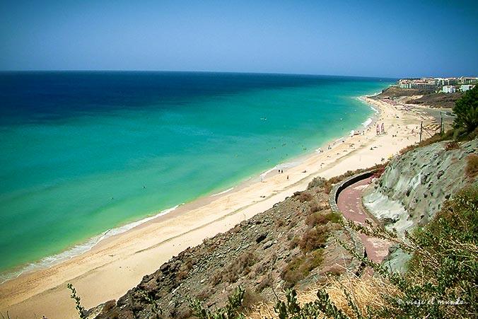 Arbeiten auf Fuerteventura