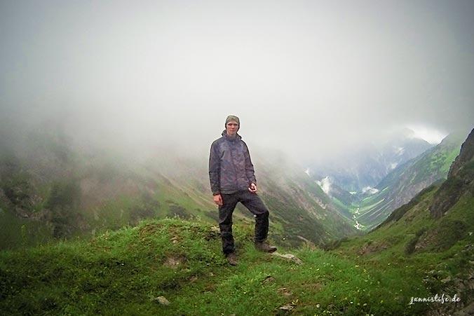 Wander Alpen E5