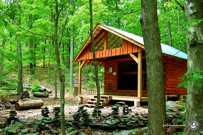 Appalachian Trail Übernachten