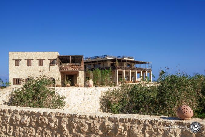 The Oasis Marsa Alam Hauptgebäude