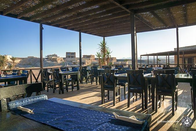 Restaurant The Oasis Marsa Alam