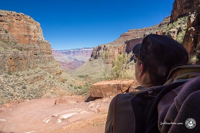 Bright Angel Trail Pause