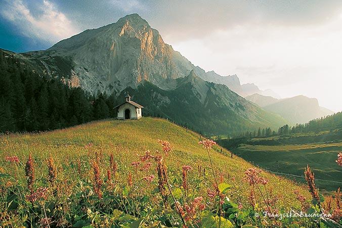Hütten Wandern Bayerische Alpen