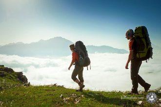 Wandern Bayerische Alpen