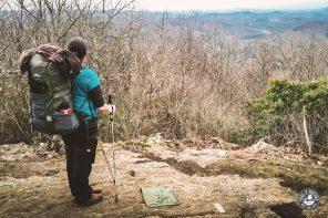Unser Start auf den Appalachian Trail 2015
