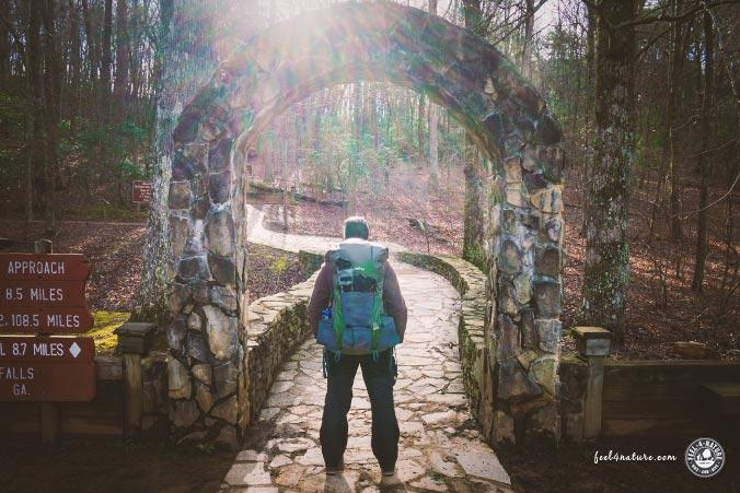 Appalachian Trail Approach Trail