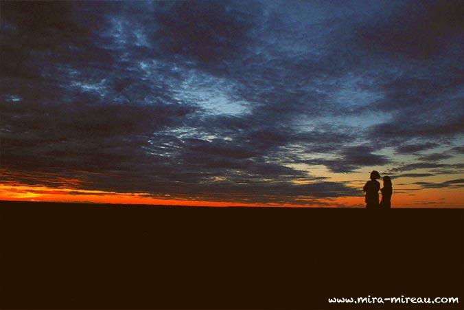 Natur - Sonnenuntergang