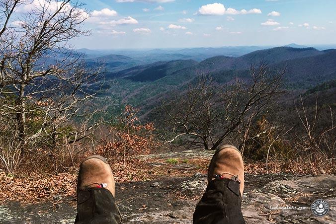 Appalachian Trail Pause