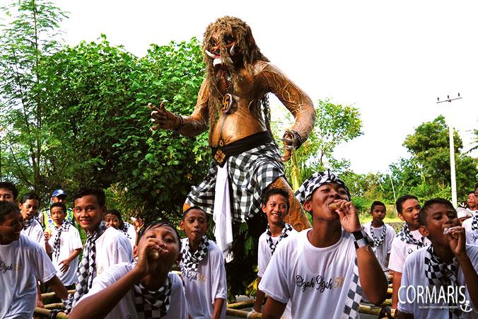 Bali Neujahr