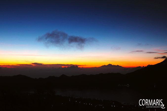 Bali Vulkanbesteigung