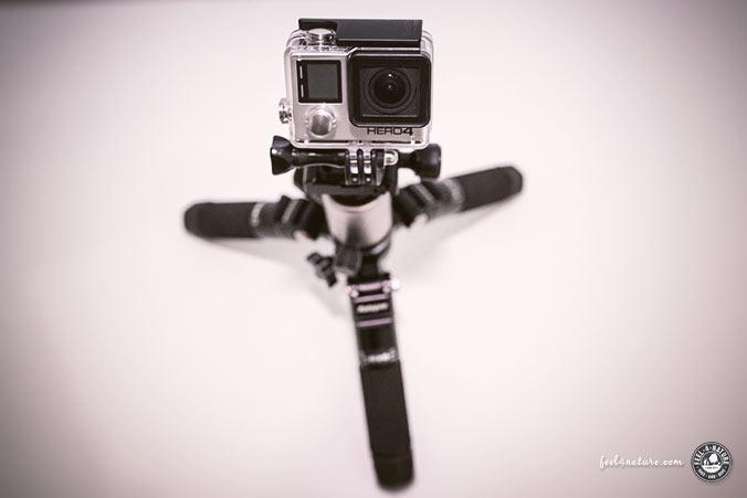 GoPro Hero4 Kamera