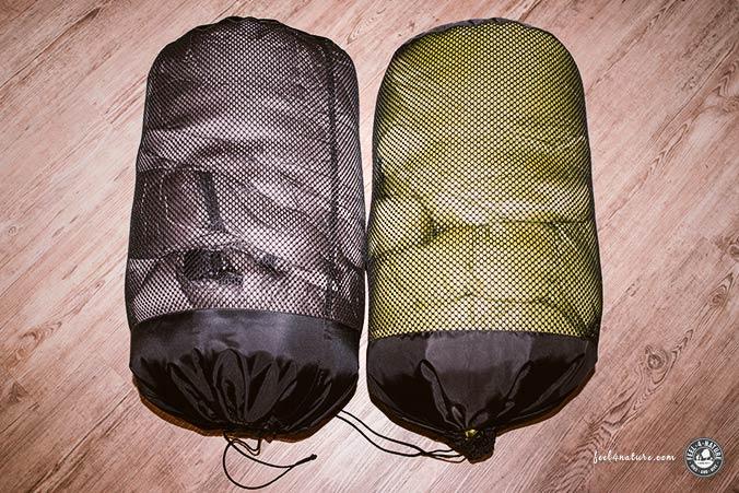 Cumulus Schlafsack Packsack