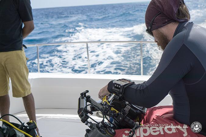 Unterwasserkamera BS Kinetics