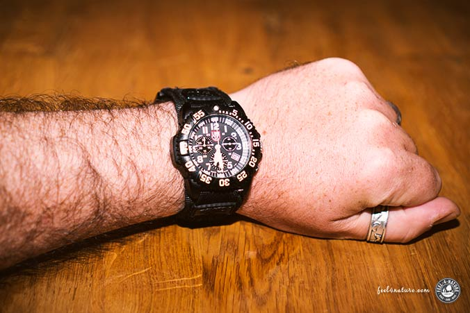 Taucheruhr Luminox