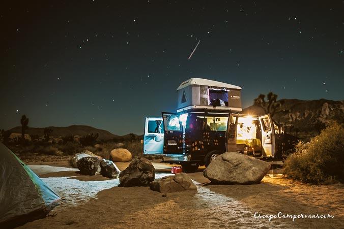 Dachzelt Camper USA