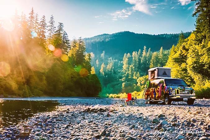Escape Campervans USA