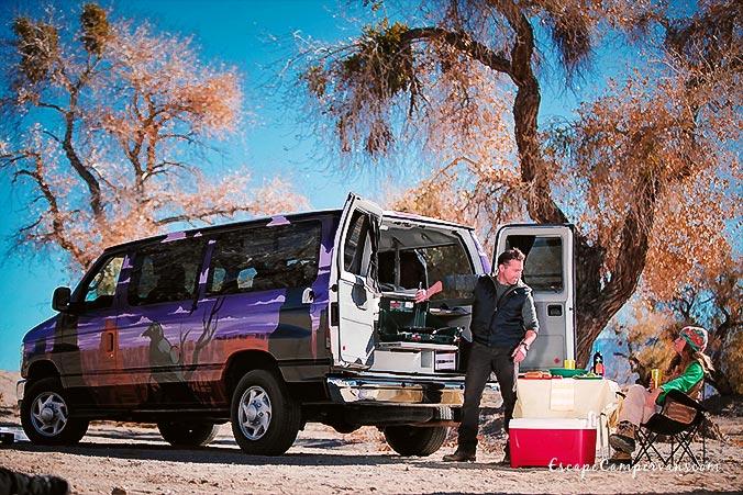 Mavericks Campervan USA