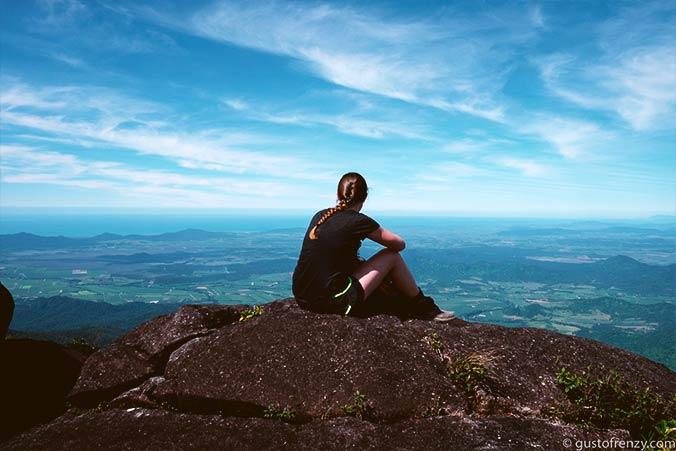 Australien Mt.Bartle