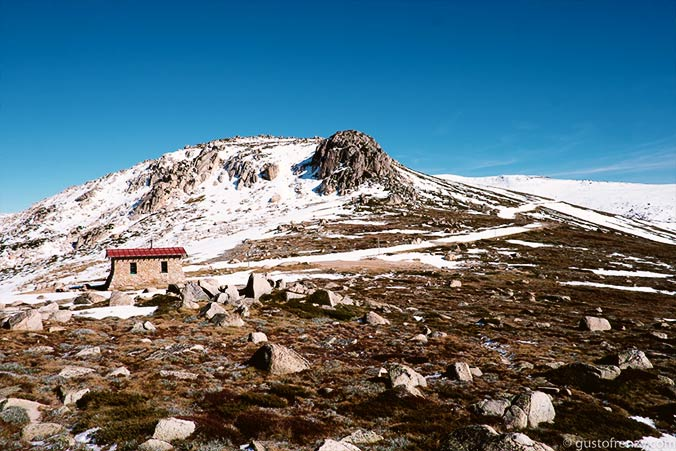 Wandern Mt.Kosciuszko