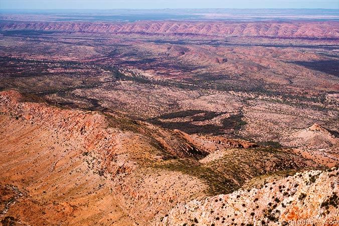 Australien Mt. Sonders