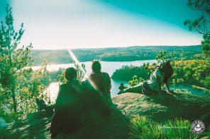 Algonquin Provincial Park, unterwegs zum Indian Summer