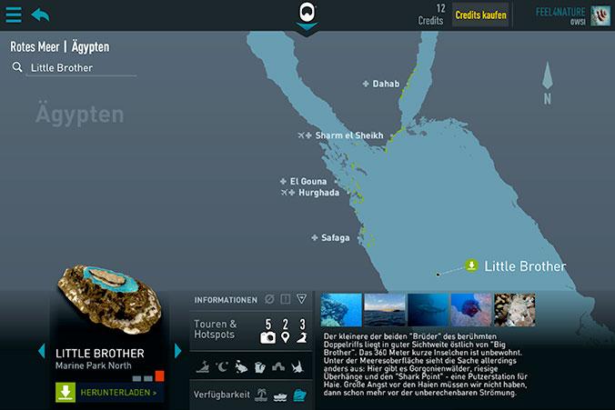 Erfahrungsbericht Reef Interactive App