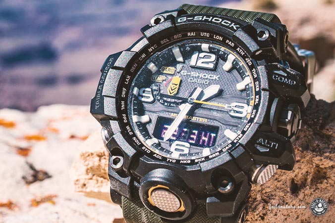 die casio g shock mudmaster eine uhr f r echte abenteurer. Black Bedroom Furniture Sets. Home Design Ideas