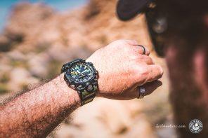 Die Casio G-Shock Mudmaster, eine Uhr für echte Abenteurer